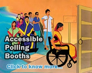Accessible Polling Booths
